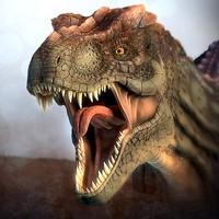 3d tyranno tyrannosaurus rex model