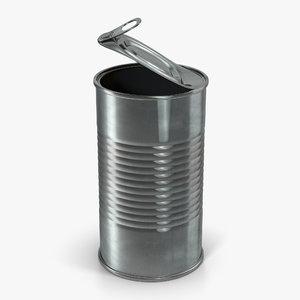 open tin max