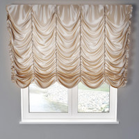 french curtain 3d model
