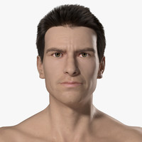 Male Mark Man Realistic