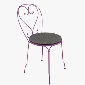 3d fermob 1900 chair