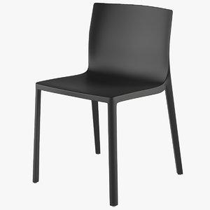3d model chair kristalia