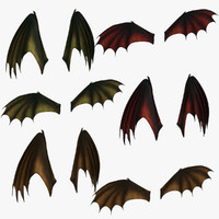 max dragon wings