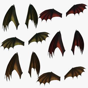 max dragon wings