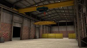 3d warehouse workbench barrels model