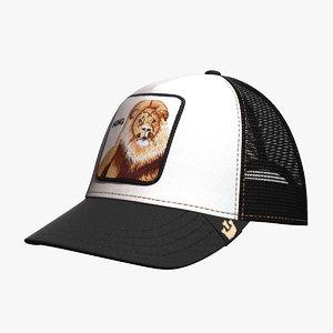 3d hat goorin brothers animal
