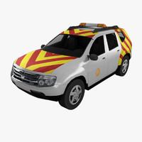 Follow Me Renault Duster
