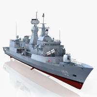 Anzac Class Frigate HMAS Anzac FFH 150