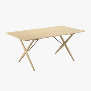 table wegner fbx