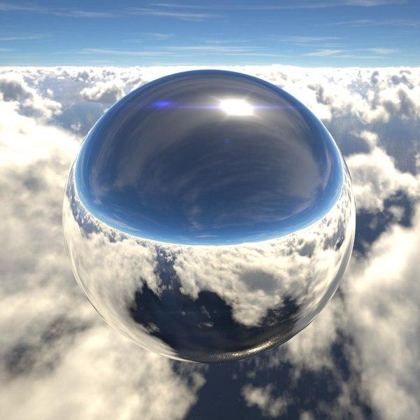 Above Clouds 360 HDRi