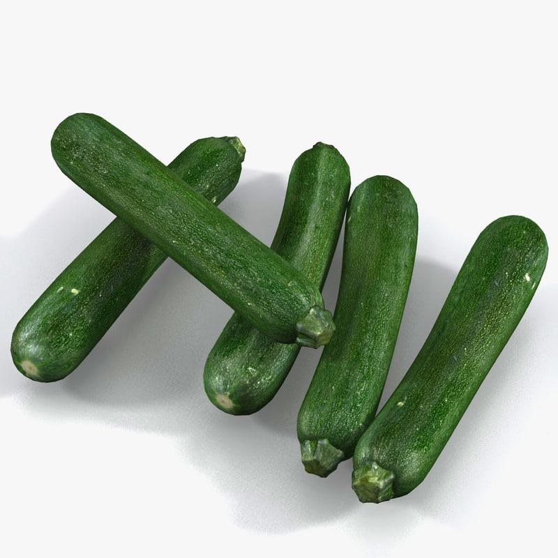 max courgette zucchini