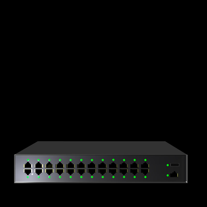 3d network switch generic
