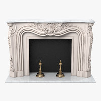 max classical fireplace