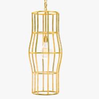 3d chandelier shine s model