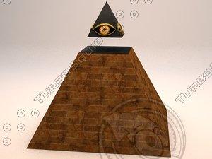c4d eye seeing god