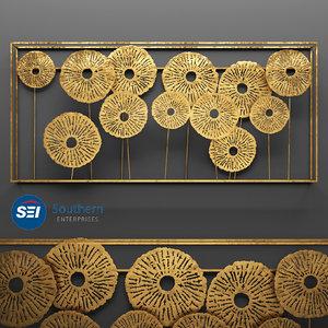 3d southern enterprises aura wall