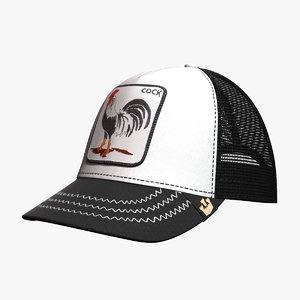 hat goorin brothers animal 3d max