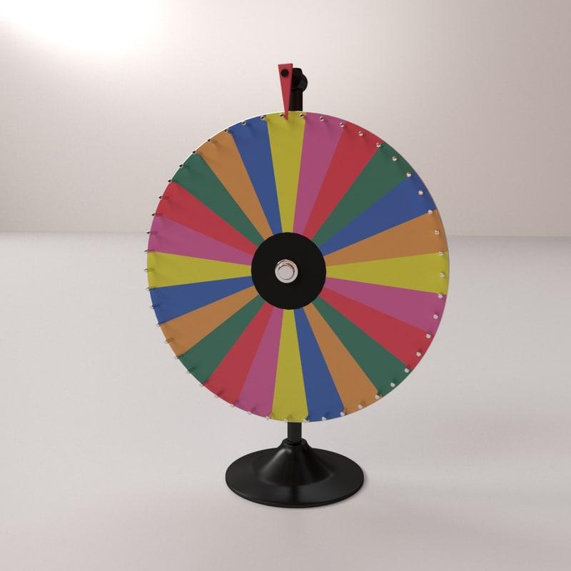 wheel spinning 3ds