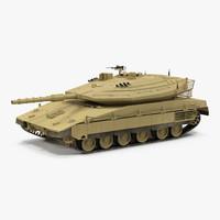 Merkava Mk IV 2