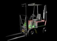 forklift truck jurassic park