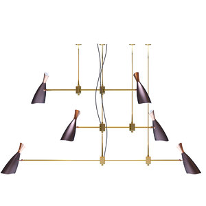 3d max duke suspension lamp