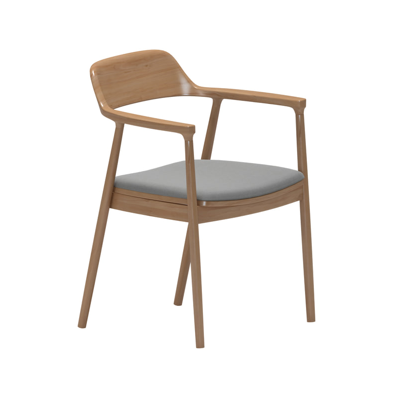 3d hiroshima chair