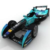 Formula E Season 2 NextEV