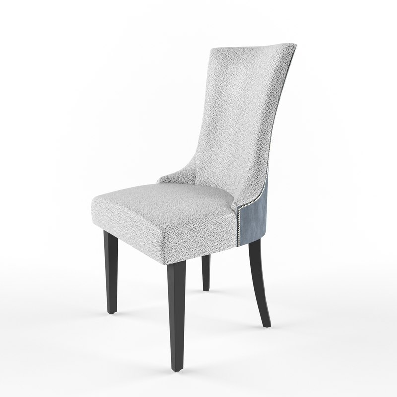 charles chair london sofa 3d model