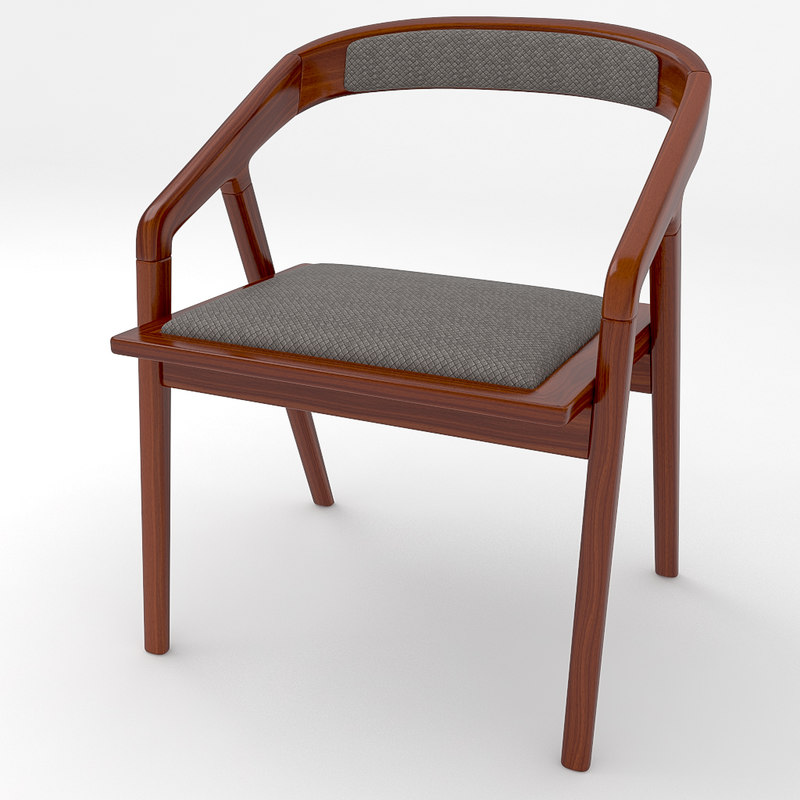 dinning chair obj