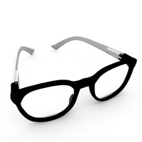 glasses 3d 3ds