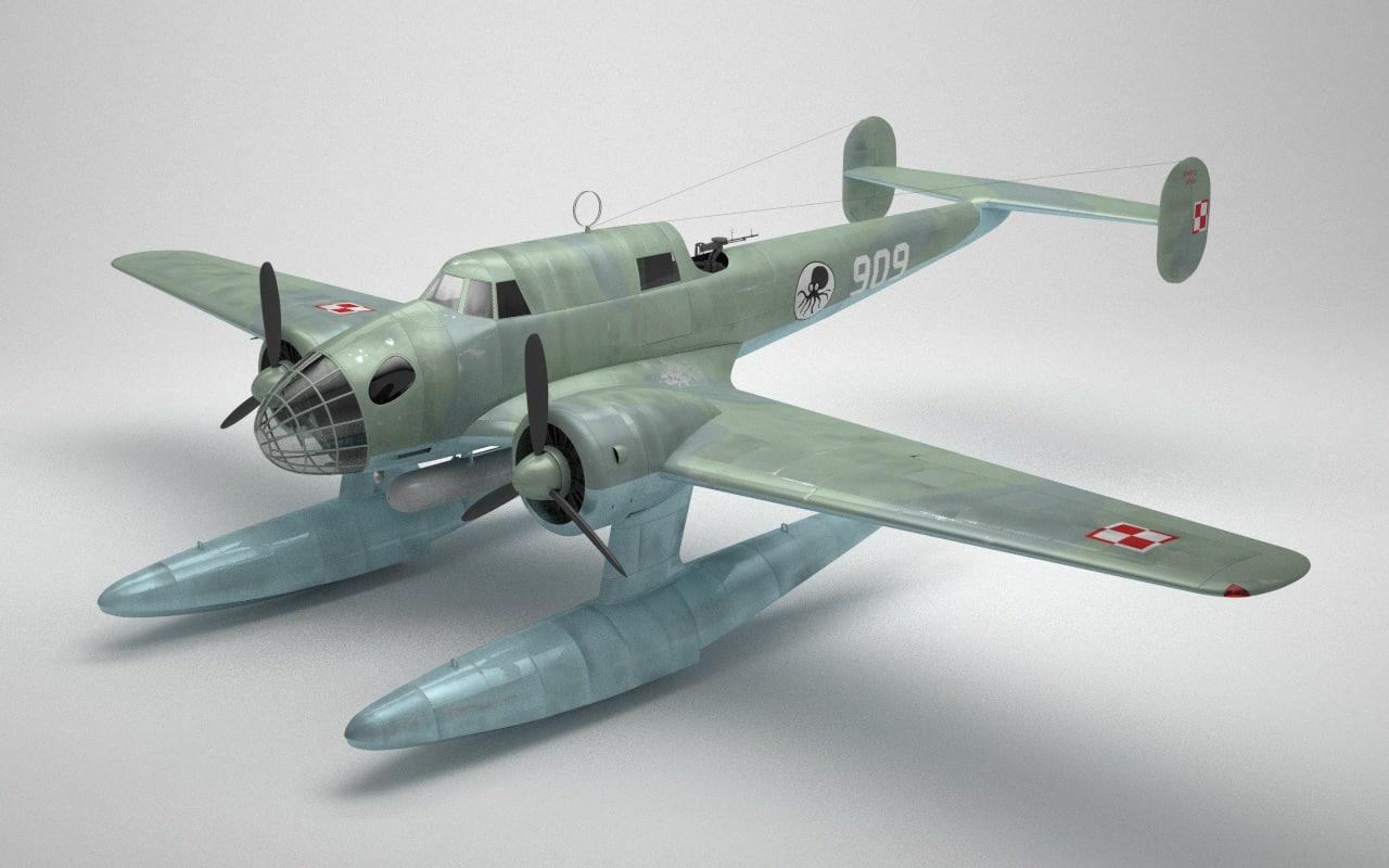 rwd-22 torpedo 3d obj