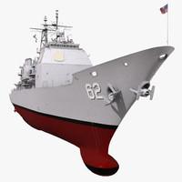 Ticonderoga Class Cruiser Chancellorsville CG-62