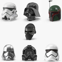 Star Wars Helmet Collection