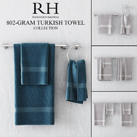 3d 802-gram turkish towel collections