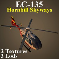 eurocopter hbs 3d max