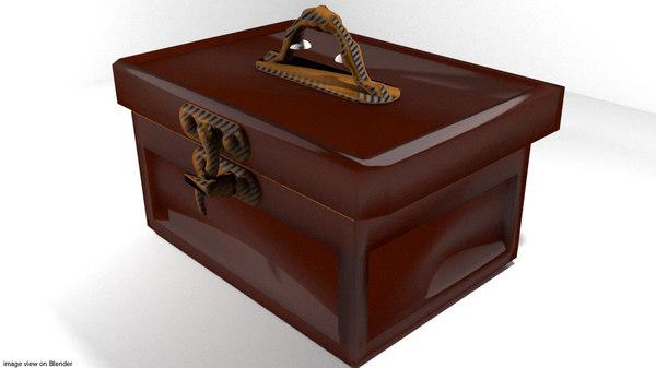 3ds treasure chest
