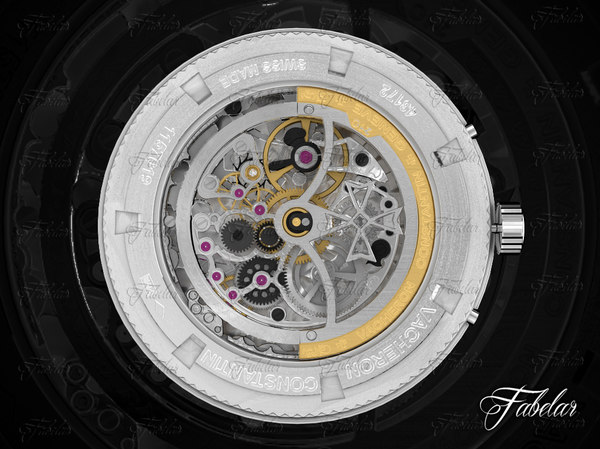 watch 32 3d max