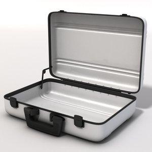 briefcase case obj