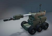 c4d bomb robot