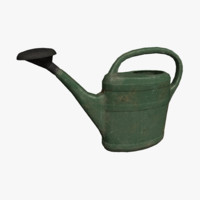 Game-Ready Watering Can