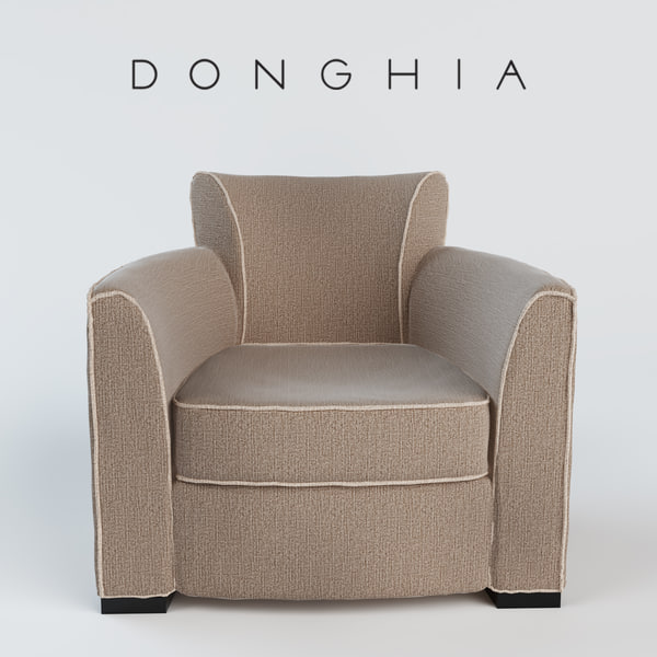 noble chair 3d model