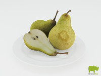 pears resolution 3d 3ds