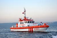 3d aluminium coast guard boat