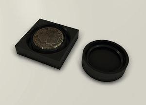 2p coin obj