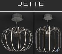 3d indoor light jette model