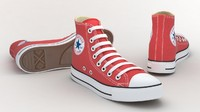 3d converse sneakers