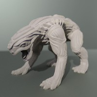 Aline Animal 3d Printable