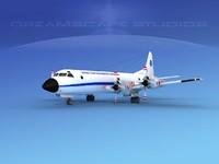 Lockheed P-3 Orion NOAA