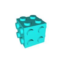 brick-a-brick bricks 3d 3ds