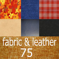 fabric & leather